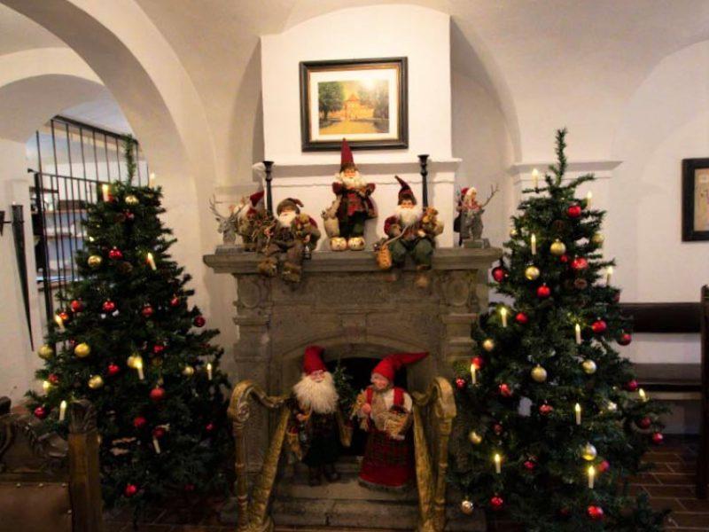 Sophiendal Slotshotel Jul
